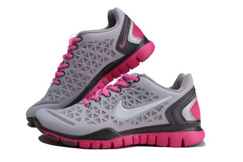 Nike Free Tr Womens Light Grey Pink Promo Code