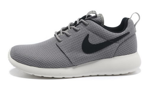 Nike Roshe Mens Running Shoe Gray Black New Norway