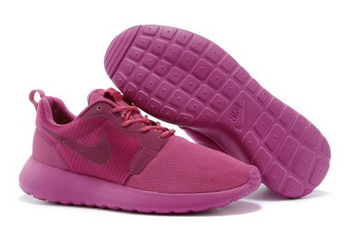 Nike Roshe Run Hyperfuse 3m Reflective Womenss Shoes Rosa Red All Switzerland