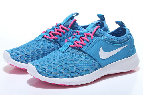 Nike Roshe Run Iv Blue Pink 36-40 Cheap