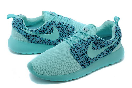 Nike Roshe Run Mens & Womens (unisex) Floral Apple Green Coupon Code