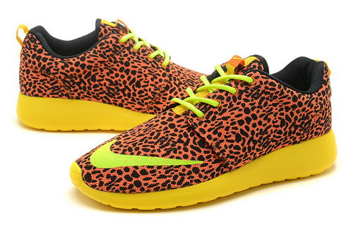 Nike Roshe Run Mens 2013 Cheetah Online Shop