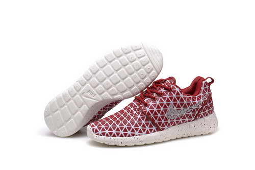Nike Roshe Run Triangle Red 36-39 Factory