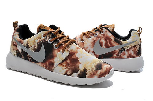 Nike Roshe Run Womens Cloud Coffee Outlet