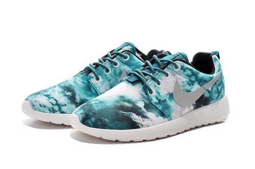 Nike Roshe Run Womens Cloud Dark Green Discount