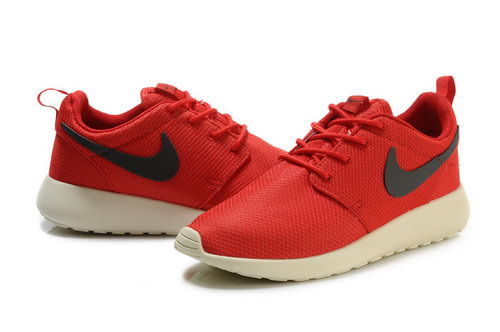 Nike Roshe Runing Womens & Mens (unisex) Red Grey Outlet