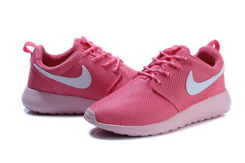 Nike Roshe Runing Womens Size Us5 6 7.5 Pink White Spain