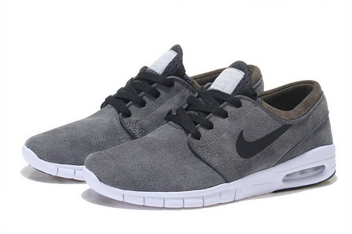 Nike Sb Stefan Janoski Max Mens & Womens (unisex) Grey Black Usa