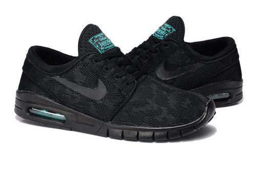 Nike Sb Stefan Janoski Max Mens Black Green Spain