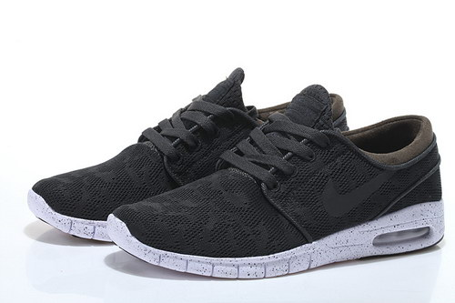 Nike Sb Stefan Janoski Max Mens Black Grey Germany