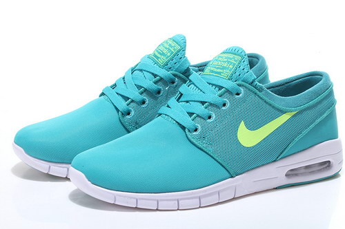 Nike Sb Stefan Janoski Max Mens Light Green Inexpensive