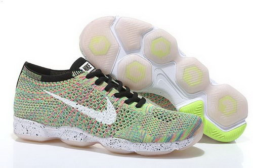 Nike Flyknit Agility Mens Shoes Light Green White Poland