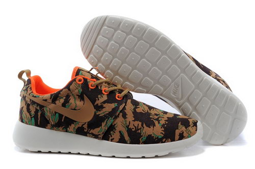 Wmns Nike Roshe Run Shoes New Releases Brown Black White Switzerland