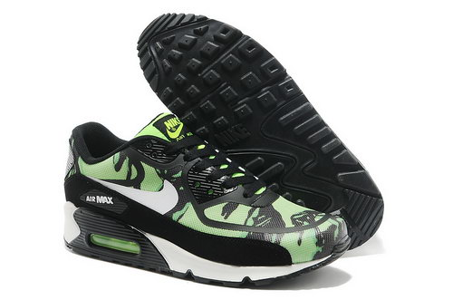 Wmns Nike Air Max 90 Prem Tape Sn Men Green And Black Running Shoes Italy