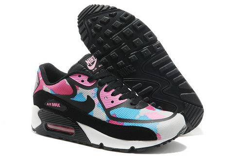 Wmns Nike Air Max 90 Prem Tape Sn Women Pink And Black Running Shoes Japan