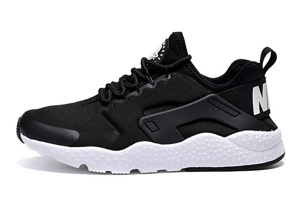 Women & Mens (unisex) Nike Air Huarache Ultra Black White 36-45 Wholesale