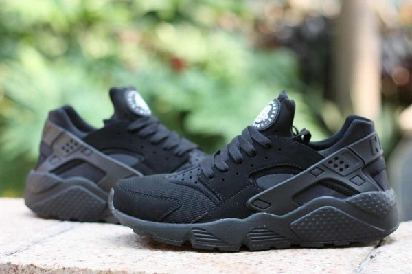 Womens & Mens (unisex) Nike Air Huarache All Black 36-45 Japan