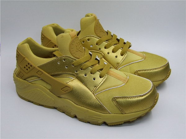 Womens & Mens (unisex) Nike Air Huarache All Gold 36-45 Usa