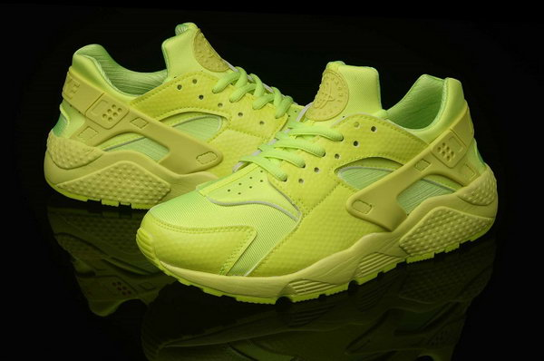 Womens & Mens (unisex) Nike Air Huarache All Green 36-46 Promo Code
