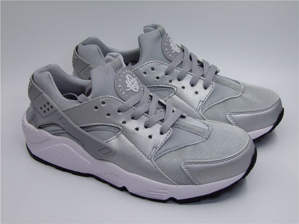 Womens & Mens (unisex) Nike Air Huarache All Silver 36-45 Korea