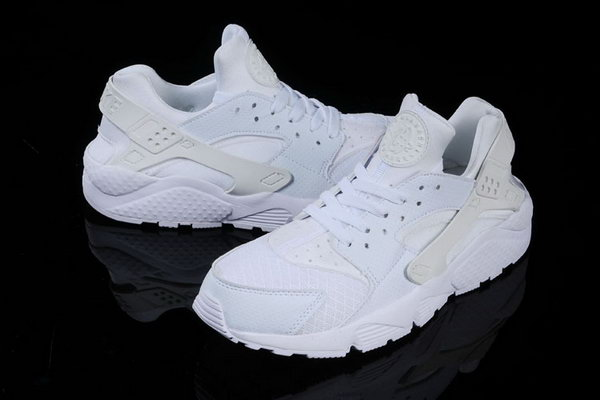Womens & Mens (unisex) Nike Air Huarache All White 36-46 Czech