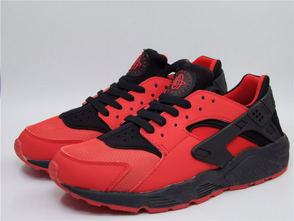 Womens & Mens (unisex) Nike Air Huarache Big Red Black 36-46 Netherlands