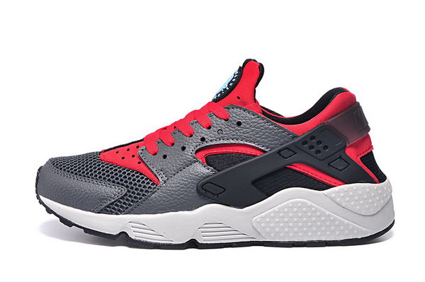 Womens & Mens (unisex) Nike Air Huarache Black Grey Red 36-45 Denmark