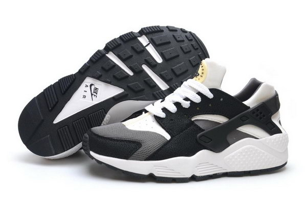 Womens & Mens (unisex) Nike Air Huarache Black Grey White 36-44