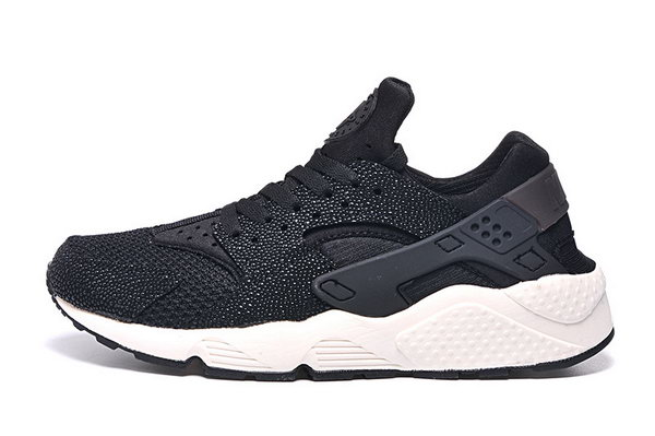 Womens & Mens (unisex) Nike Air Huarache Black White 36-45 Hong Kong