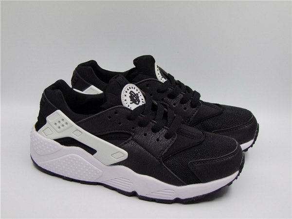 Womens & Mens (unisex) Nike Air Huarache Black White Buckle 36-44 France