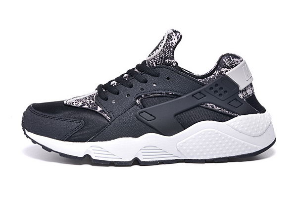 Womens & Mens (unisex) Nike Air Huarache Black White Grey 36-45 Taiwan