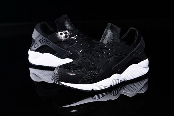 Womens & Mens (unisex) Nike Air Huarache Black White Pearl 36-46 Spain