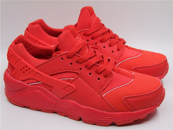 Womens & Mens (unisex) Nike Air Huarache China Red 36-45 Factory