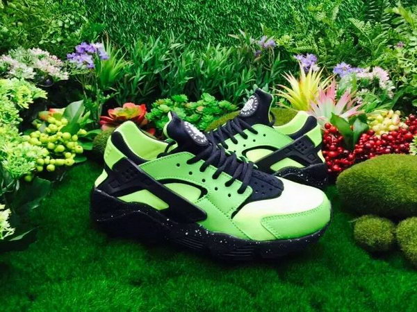 Womens & Mens (unisex) Nike Air Huarache Green Black 36-45 Poland