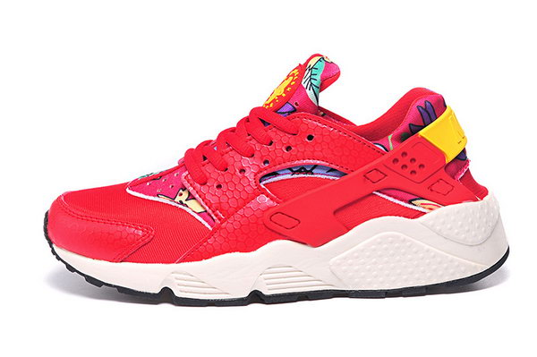 Womens & Mens (unisex) Nike Air Huarache Red Floral 36-45 Czech