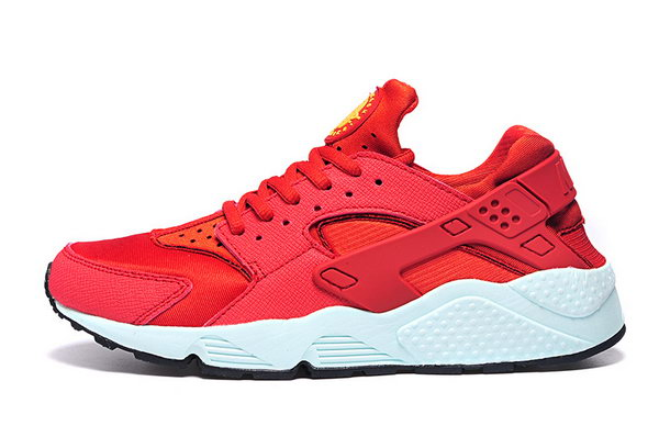 Womens & Mens (unisex) Nike Air Huarache Red White 36-45 Netherlands