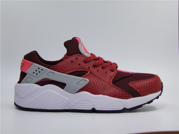 Womens & Mens (unisex) Nike Air Huarache Wine Grid 36-44 Taiwan