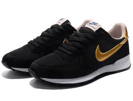 Womens & Mens (unisex) Nike Internationalist Black Gold 36-44 Discount Code