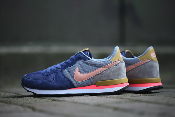 Womens & Mens (unisex) Nike Internationalist Dark Blue Light Pink 36-44 Promo Code