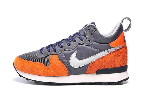 Womens & Mens (unisex) Nike Internationalist Dark Gray Orange White 36-44 Clearance