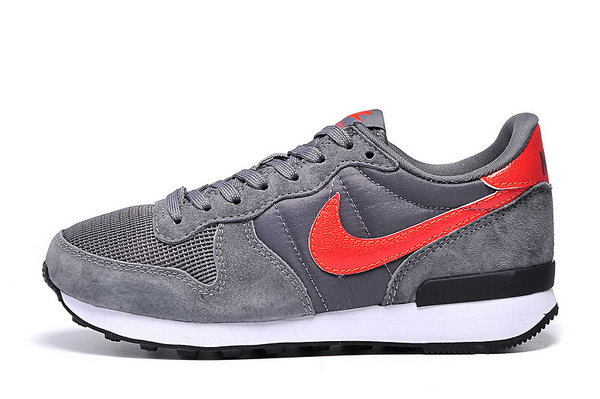 Womens & Mens (unisex) Nike Internationalist Dark Grey Red 36-44 Korea