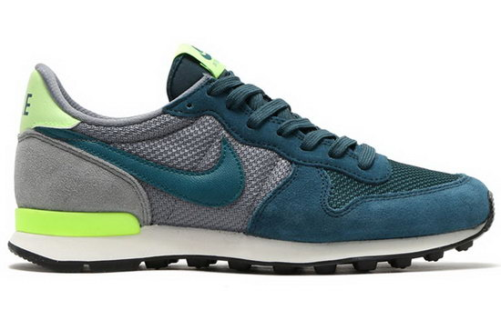 Womens & Mens (unisex) Nike Internationalist Green Grey 36-44 Taiwan