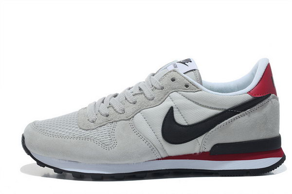 Womens & Mens (unisex) Nike Internationalist Grey Black Red 36-44 Czech