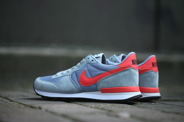 Womens & Mens (unisex) Nike Internationalist Light Blue Orange Red 36-44 Cheap