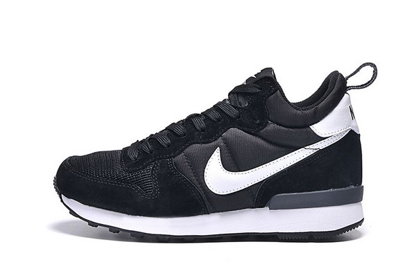 Womens & Mens (unisex) Nike Internationalist Mid Black White 36-44 Outlet