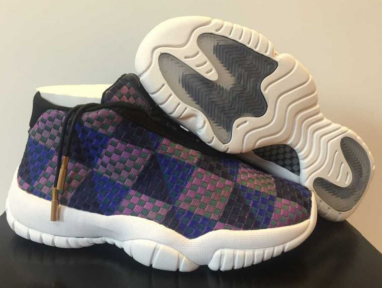 Womens Air Jordan Future Grid Usa