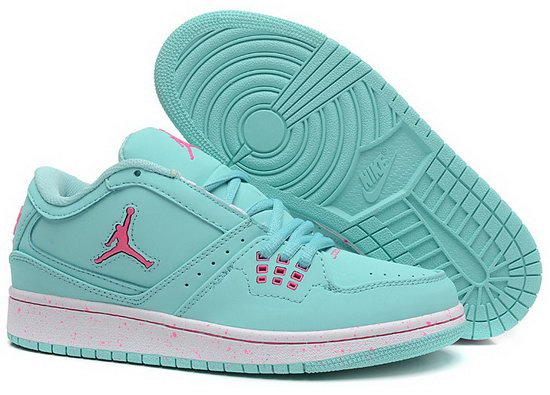 Womens Air Jordan Retro 1 Low Mint Green Pink Factory Outlet