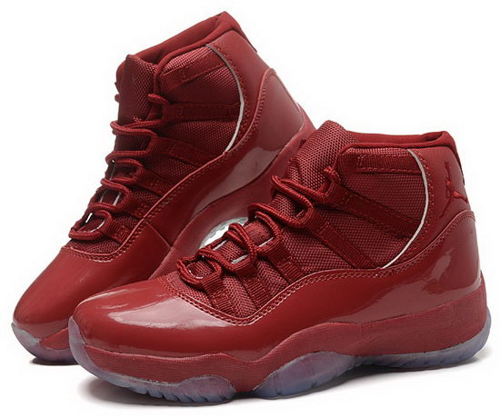 Womens Air Jordan Retro 11 Wine Outlet Store
