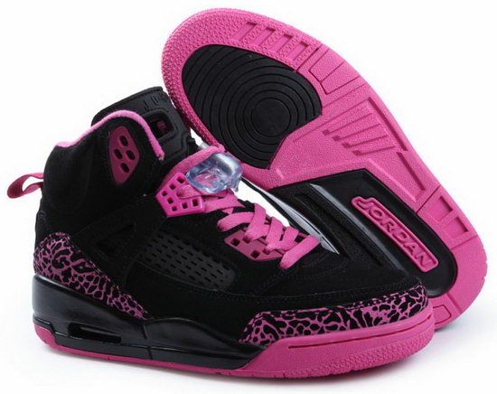 Womens Air Jordan Retro 3.5 Black Pink Greece