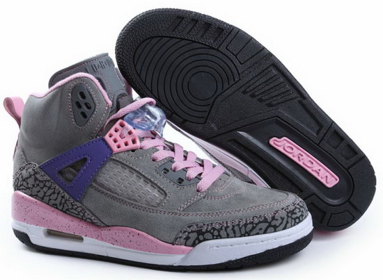 Womens Air Jordan Retro 3.5 Grey Pink Online